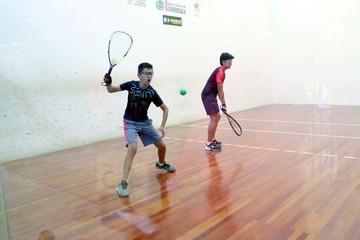 Evalúan en Sucre a raquetbolistas
