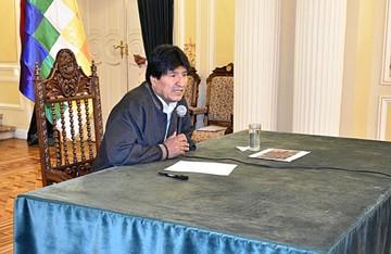 Evo: Chile cambió agente porque algo anda mal