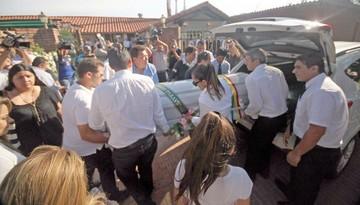 Último adiós a tres tripulantes bolivianos