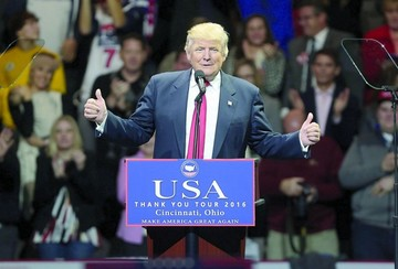 """Trump provoca primer """"conflicto"""" diplomático"""