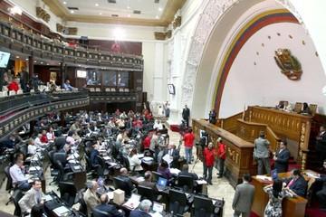 Retomarán debate sobre Maduro en el Parlamento