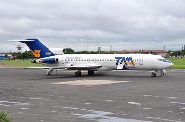 Ministerio de Obras Públicas, Servicios y Vivienda suspende vuelos comerciales del TAM
