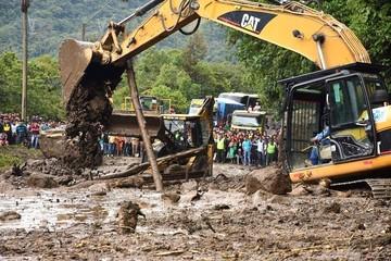 ABC habilita carretera Cochabamba-Santa Cruz tras deslizamiento en el Locotal
