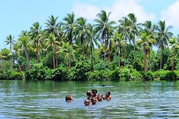 El calentamiento global afecta a Islas Salomón