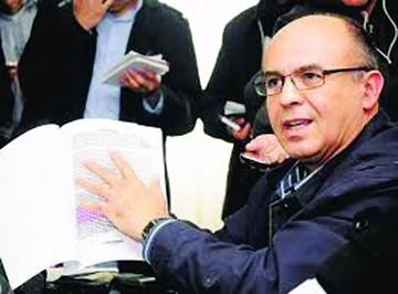 Ferreira: LaMia es un palo blanco que será revelado