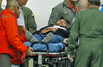 Chapecoense: Neto mejora tras hablar con Alan