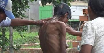 San Julián: Rescatan a una mujer de su encierro