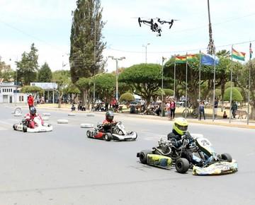 Karting programa última prueba de la temporada