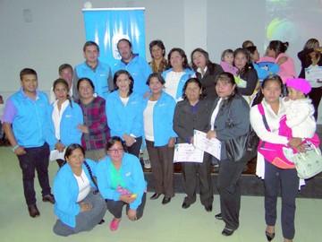 Certificación a educadoras en Cainco