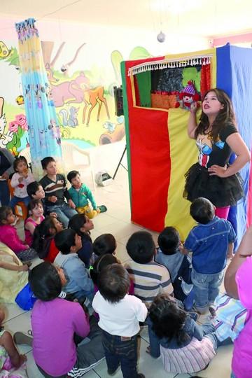 Centro infantil cierra 2016