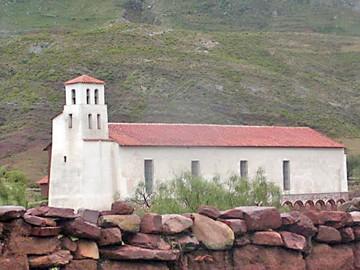 Garantizan restauración de la iglesia de Quila Quila