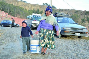 La OPS hará control de calidad del agua potable en La Paz