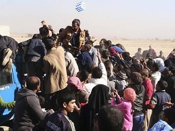 La falta de agua agrava la situación de los habitantes de Mosul en Irak