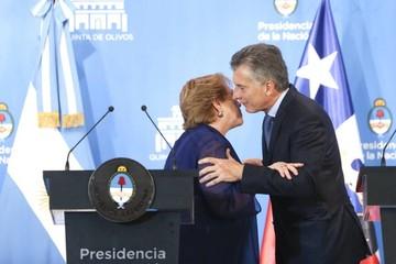 Argentina y Chile hablan de alianza con el Pacífico
