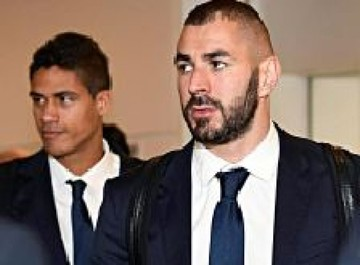 Benzema recibe revés judicial por  el caso chantaje