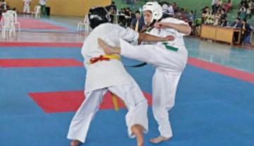 Comienza Open de Karate