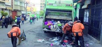 Detención preventiva a funcionarios de limpieza