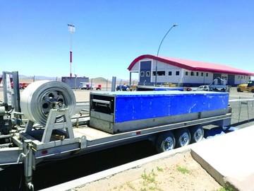 Alcantarí: La nueva cubierta será instalada en enero, avisa Synergy