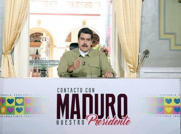 Maduro da marcha atrás luego de caos y saqueos