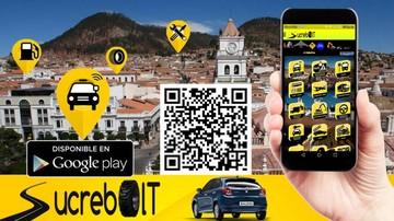 'SucrebolT', una App muy útil para tener datos de transporte