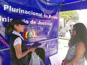Defensa Pública atiende 490 casos durante 2016