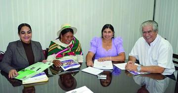 Cachimayu: Comisión da curso a ley de prioridad