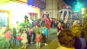 Totto abrió una sucursal en el centro de la ciudad