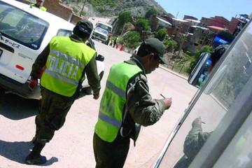 Sucre: Presentan a presunto autor de robo agravado