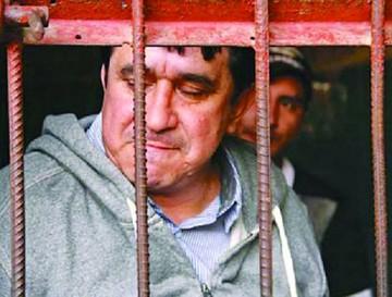 La justicia vuelve a enviar a la cárcel a Carmelo Lens