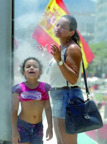 Brasil recibe el verano con una alerta por chikunguña