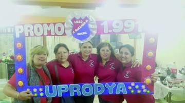 La promoción Uprodya