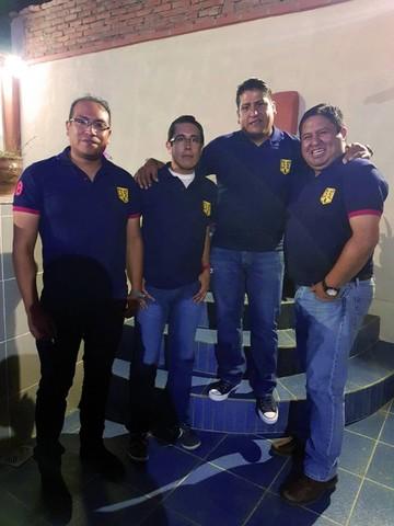 Reencuentro de la promoción SIM 98
