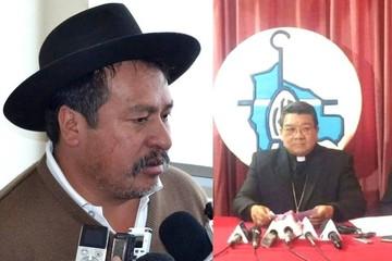 """La CSUTCB afirma que la Iglesia debe responder por """"impuestos evadidos"""""""