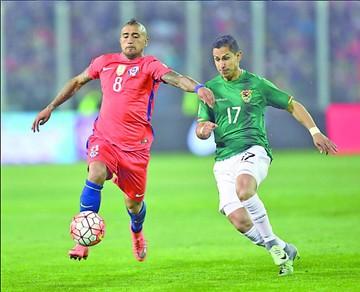 Bolivia finaliza último el año en el ranking FIFA