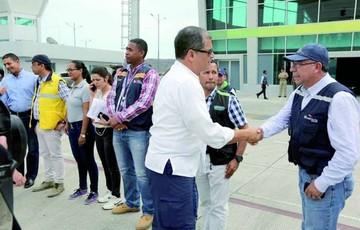 """Un fin de año de """"alta tensión"""" para el Gobierno ecuatoriano"""