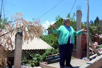 """En el barrio Bolivia """"A"""" sufren por el transporte insuficiente"""
