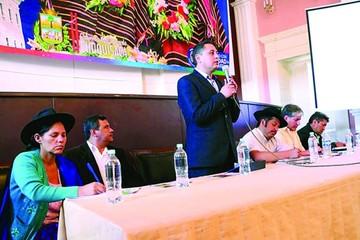 Incahuasi: Gobernación espera documentación