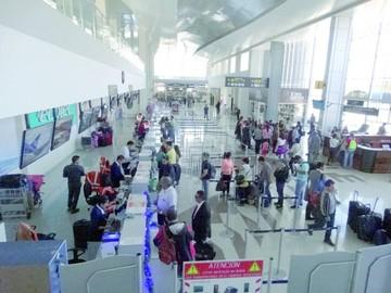 Crece oferta de pasajes en aeropuerto Alcantarí