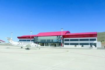 Reconstruirán terminal del aeropuerto Alcantarí