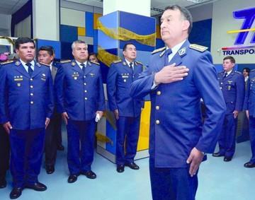 Defensa presenta nuevo gerente para el TAM
