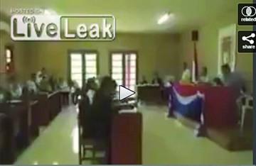 """Gobierno tacha de """"vulgar montaje"""" video de Mirror"""