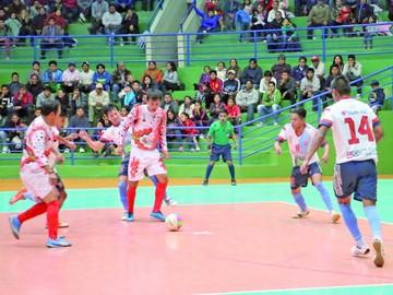 Futsal: Agenda definida
