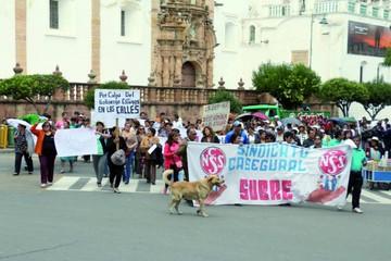 CNS retoma atenciones tras huelga de 48 horas