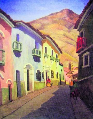 Potosí 1920-1940: Intelectualidad, arte y cultura