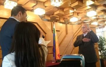 Pablo Ramos asume presidencia del Banco Central de Bolivia