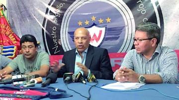 Wilsterman presenta a Mosquera como su nuevo entrenador