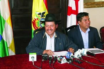 Urquizu dice que no irá a la reelección en 2020