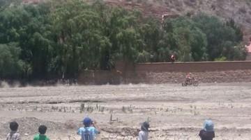 Competidores llegan a Tupiza y Bolivia ya respira Dakar