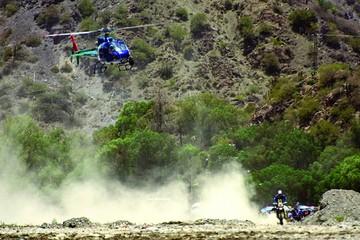 Rally Dakar sólo compensó el 8%  de la huella de carbono en 2015