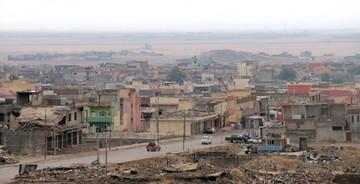 Las fosas comunes de Sinyar, testigos de la atrocidad del EI